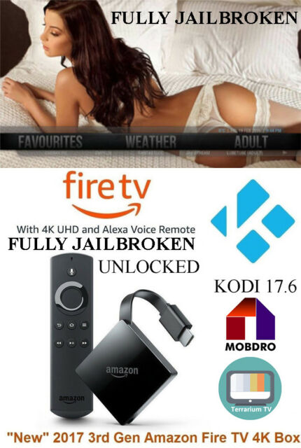 Amazon Fire TV Stick (3rd Gen.) FHD Media Streamer with
