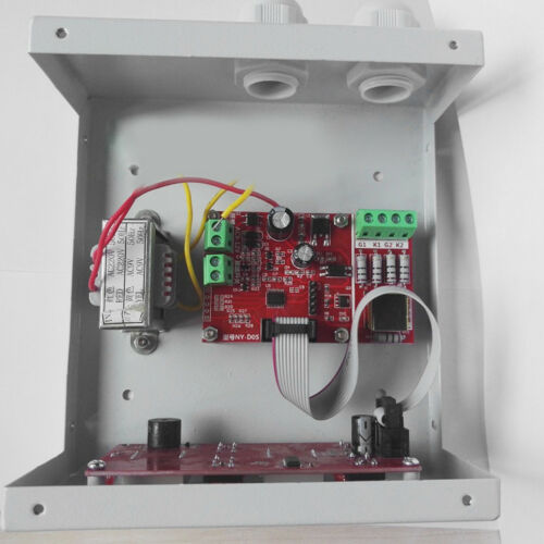 NY-D04//NY-D05 Spot Welder Case Control Board Matching Chassis DIY Accessories