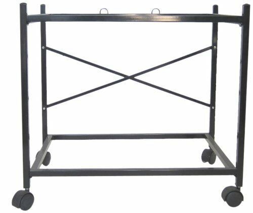 2 Shelf Stand for 2464, 2474 and 2484, nero