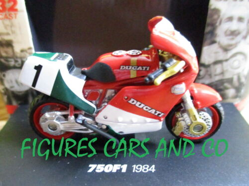 MOTO 1//32  DUCATI 750 F1 1984  MOTORCYCLE MOTORRAD