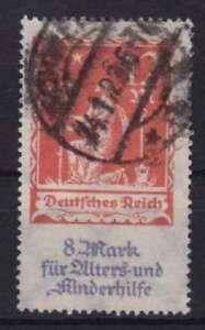 DR-Mi-Nr-234-geprueft-Kowollik-BPP-rund-gest-Altershilfe-Dt-Reich-1923