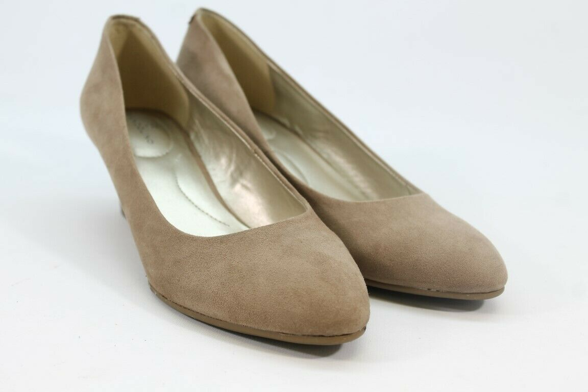 Bandolino Fayola Women's Taupe Flats 6.5M(ZAP9018)