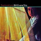 Explorations [Bonus Tracks] by Bill Evans (Piano)/Bill Evans Trio (Piano) (CD, Jan-2012, Essential Jazz Classics)