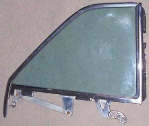 1961-1962-1963-1964-GM-Chevrolet-Buick-Convertible-Right-Quarter-Glass-Assembly