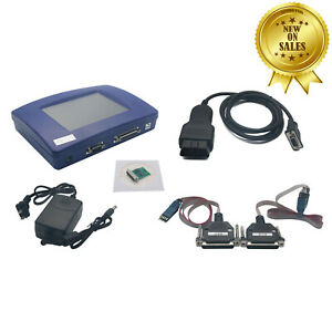 Details about qMain Unit Digiprog 3 V4 94 W/OBD2 ST01 ST04 Cable Odometer  Correction Tool ht55