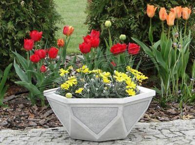 Blumenkübel Pflanz Kübel Dekoration Figur Blumentöpfe Garten Vasen Gefäss 204050