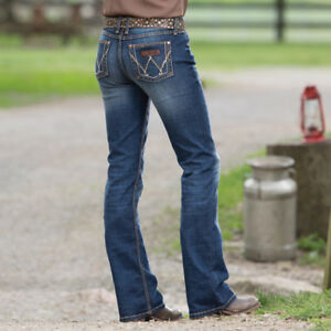 490a12ab Image is loading Wrangler-Retro-Mae-Steadfast-Jean
