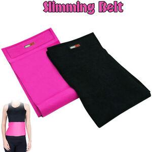 Slimming belt weight loss body fat burner tummy shaper cellulite waist