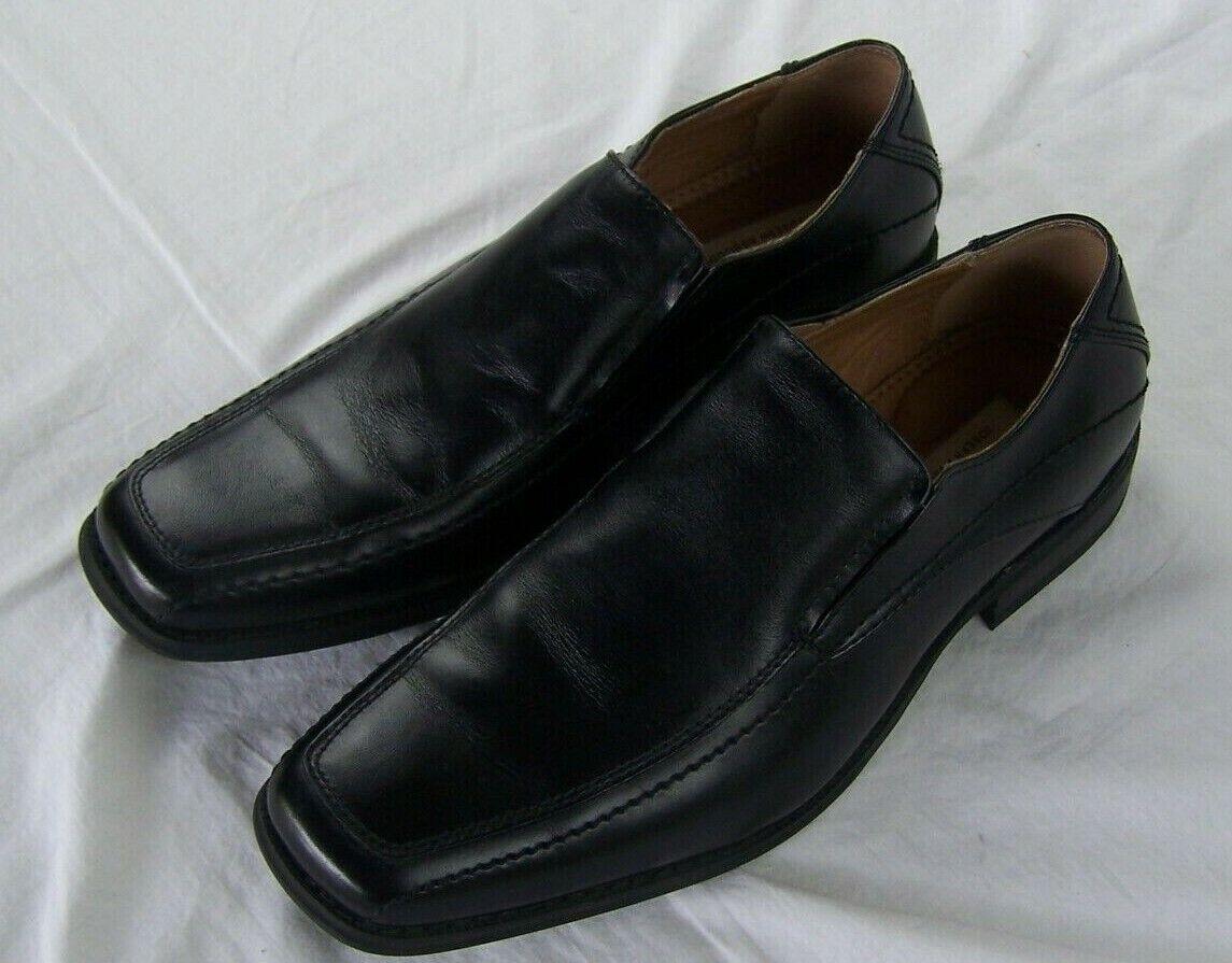 Joseph Abboud Men's Black Casual Dress Shoe Size 10M