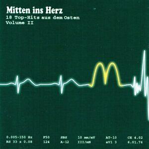CD-Mitten-Ins-Herz-18-Top-Hits-Aus-Dem-Osten-Volume-II-Puhdys-City-Karat
