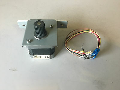 Stepper motors NEMA 17- 44oz/in CNC ROUTER ROBOT REPRAP With BRACKET 2mm Pulley