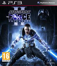 STAR Wars: la forza scatenate 2 (II) ~ PS3 (in ottime condizioni)