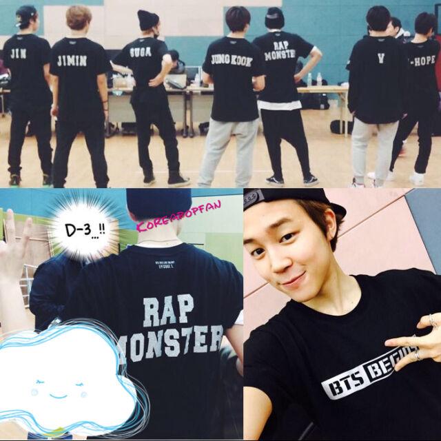 Bangtan Boys Kpop BTS BEGINS TOUR jungkook suga v suga jimin T-shirt Tee Kpop