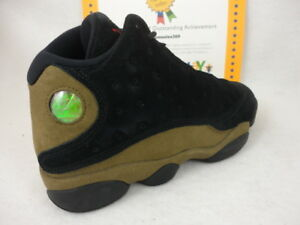 487aa165e13f Image is loading Nike-Air-Jordan-13-Retro-Black-Gym-Red-