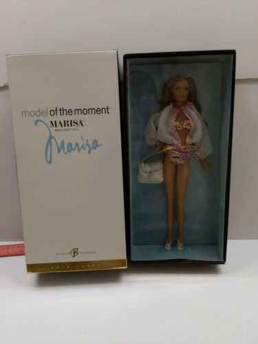 Barbie Model of the Moment Marisa Beach Baby Gold Label #G8080