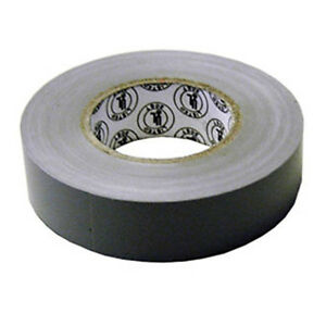 Gray 3/4 Inch x 60 Foot Electrical Tape 10 Rolls