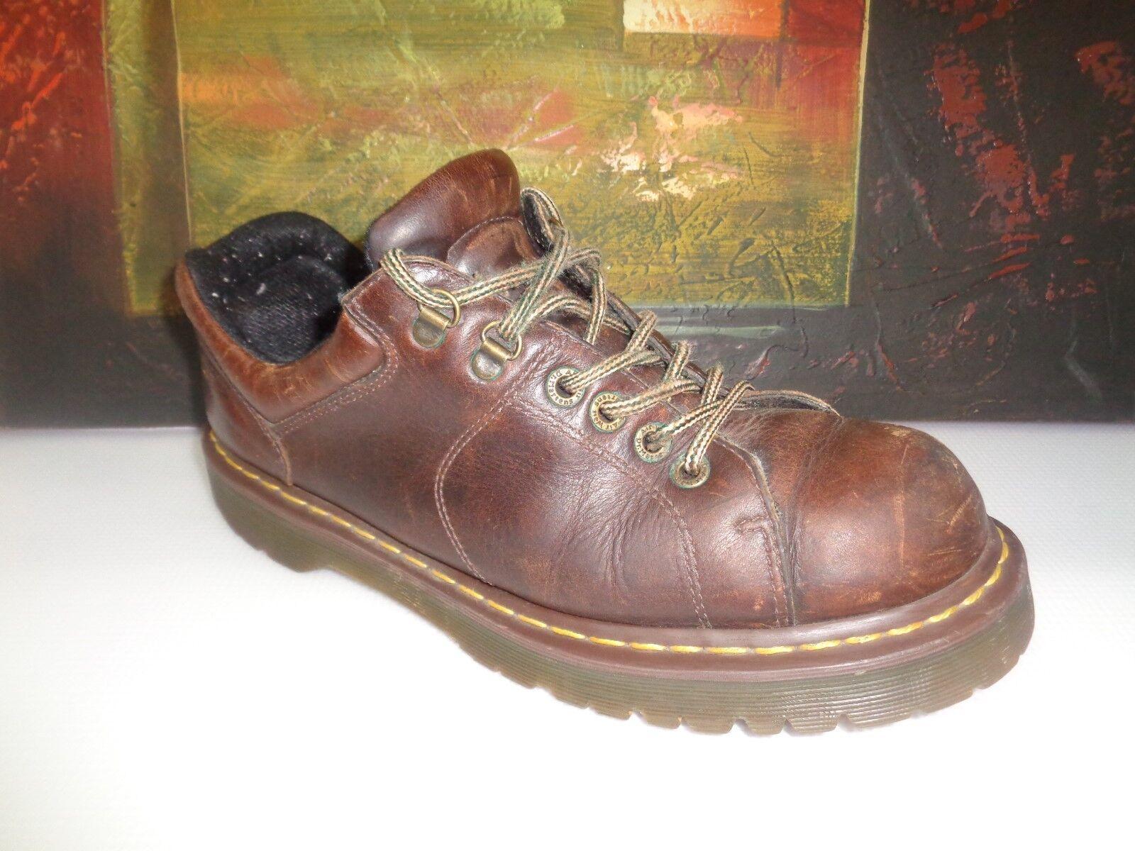 Dr. Martens 8312 AW 004 Brown Men's shoes US Size 13 UK Sz 12 Casual Oxfords