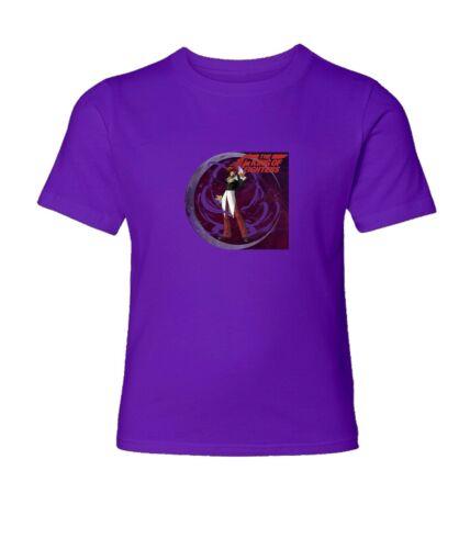 KOF Iori Yagami Hommes Femmes à encolure ras-du-cou Unisexe Manches Courtes Top Tee T-Shirt