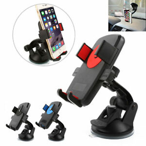 Universal-In-Car-Mobile-Phone-HOLDER-for-SAT-PDA-NAV-GPS-Locking-Suction-Mounts