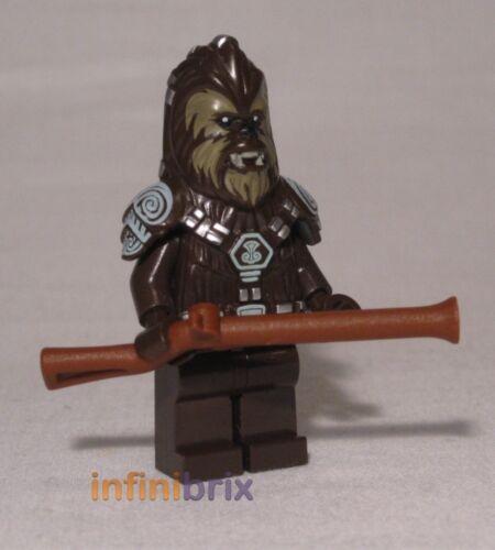 Lego CUSTOM Chief Tarfful Star Wars Wookiee Minifigure BRAND NEW cus256