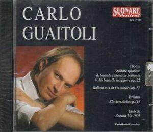 SUONARE FESTIVAL di Carlo Guaitoli  CD Audio Musicale