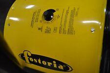 Fostoria Electric Salamander Heater Fan Forced 208vac 3 Phase 51195 Btu 15 Kw