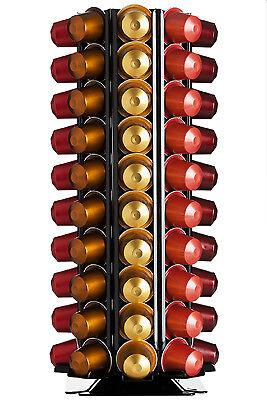 Capsule support capsule donneur CoffeeTower n80 noir pour Nespresso