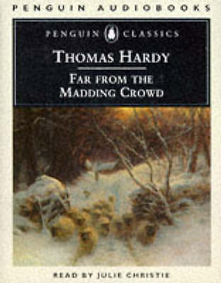 Far from the Madding Crowd (Penguin Classics ... by Hardy, Thomas Audio cassette