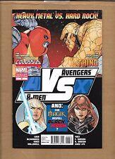 AVX VS  #3 AVENGERS VS  X-MEN DODSON FIGHT  INCENTIVE  VARIANT COVER MARVEL