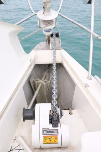 """30 ft 3//8/"""" BBB Marine Anchor Chain 144 µm Micron Thick Galvanized Boat DIN766"""
