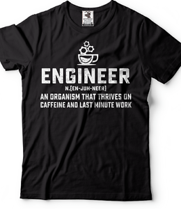 c8774db21 Gift For Engineer Funny Funny Engineering T-shirt Engineer Birthday ...