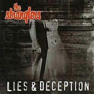 THE-STRANGLERS-lies-amp-deception-2x-CD-Compilation-Rock-very-good-condition