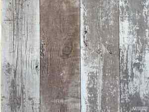 Berühmt EUR 3,37/qm / Vliestapete Noordwand 68617 /Tapete Vintage Holz LL66