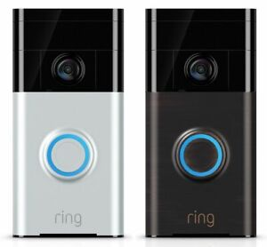 Ring-Wi-Fi-Video-Doorbell-HD-Wireless-720P-Works-with-Alexa-BRAND-NEW
