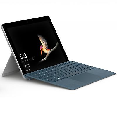 "Microsoft Surface Go 10"" 4415Y 8GB/128GB SSD Win10 S MCZ-00003 + TC Kobalt Blau"