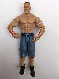 RARE WWE John Cena all/'MATTEL WRESTLING FIGURE