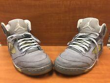 item 1 Nike Air Jordan 5 V Retro Mid Light Graphite Wolf Grey 136027-005  Mens Size 11.5 -Nike Air Jordan 5 V Retro Mid Light Graphite Wolf Grey  136027-005 ... 4c3fad3a7