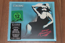 Scorpions - Savage Amusement (50th Anniversary Deluxe Edition) (2015) (Neu+OVP)