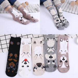 3D-Fashion-Printed-Women-Hot-Ankle-Socks-Casual-Socks-Animal-Cute-Dog-Novelty