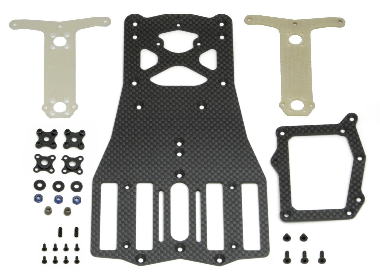 Team Associated RC 12R5 T-Plate Chassis Conversion - AS 4685
