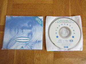 QUEENSRYCHE-Silent-Lucidity-1990-EUROPEAN-CD-single-2-live-tracks