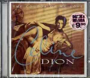 CELINE-DION-The-Colour-of-My-Love-CD-NEW-SEALED