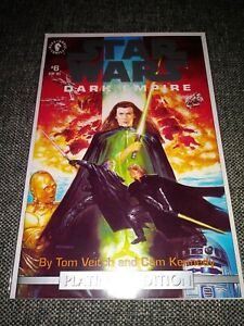 Star wars dark empire trilogy book