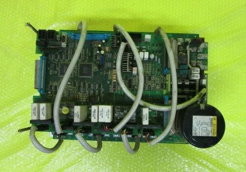 A20B-1006-0110//03A A16B-2100-0110//02A FANUC A06B-6076-H101 SERVO AMPRIFIER