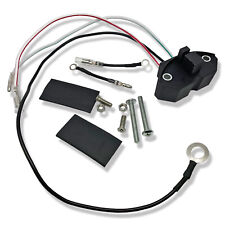 140//4 Cyl Tune Up Kit Points Condenser Rotor Mercruiser OMC Cobra 34235Q1//172527