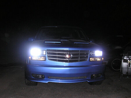 PLATINUM EDITION CANBUS CERTIFIED HID KITS DESIGNED FOR2004 CHEVY TAHOE SUBURBAN