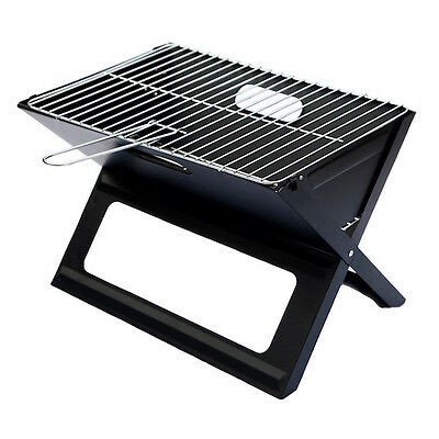Notebook Folding Grill / Portable BBQ / Foldable Picnic Camping BBQ / (RRP £30)