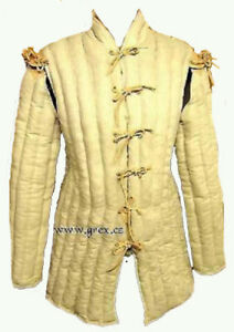 Renaissance Jacket Medieval Viking Gambeson For Armor Clothing Halloween gift