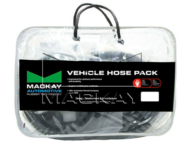 Mackay Hose Kit CHVP34 fits Toyota Land Cruiser Prado 3.4 24V (VZJ90, VZJ95)