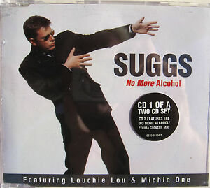 2-TONE-Madness-CD-SUGGS-No-More-Alcohol-3-TRACK-UK-RAPINO-MIX-Unplayed-Sticker